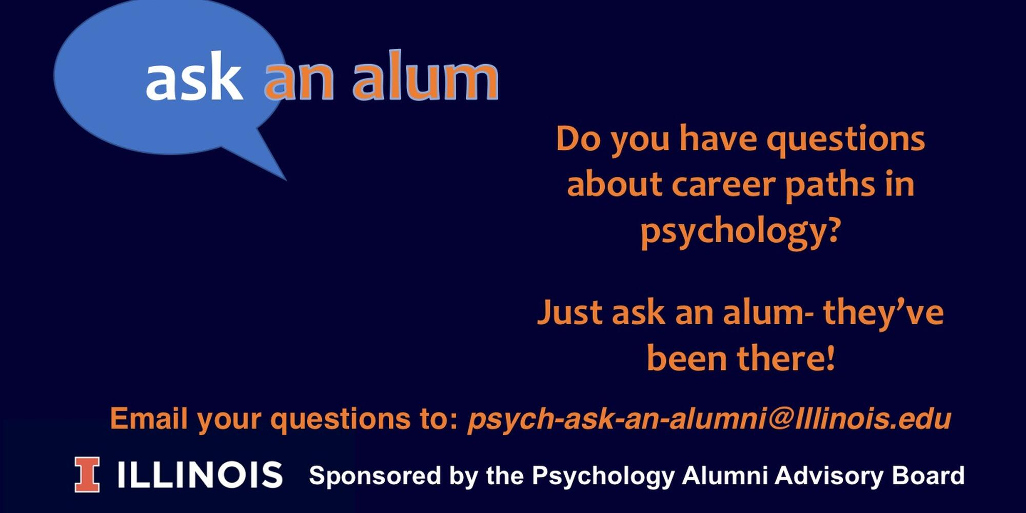 Ask an Alum Program