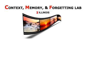 Context, Memory, and Forgetting Lab