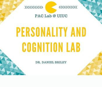 Personality and Cognition Lab